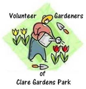 Volunteer Gardeners of Claire Gardens Park