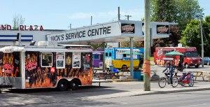 Food Trucks at Nick's