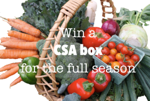 win a CSA box