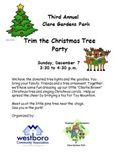 Claire Garden Park